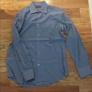 Trim Fit Casual Button Down Shirt